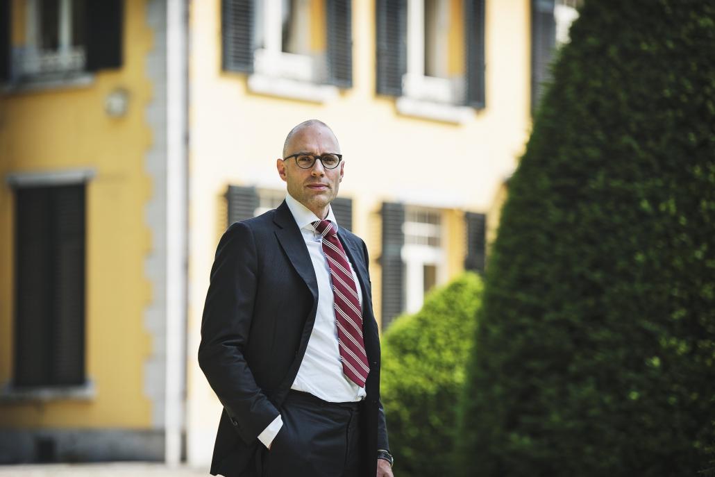 Victor Gulikckx, Fund Director Hartelt Fund Management
